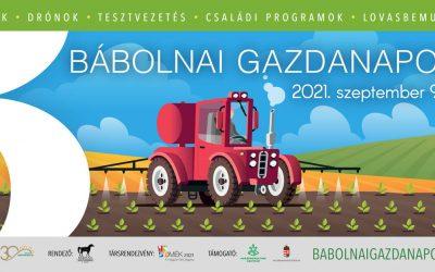 34. Bábolnai Gazdanapok a TYM traktorok és a Szal-Agro Kft. részvételével